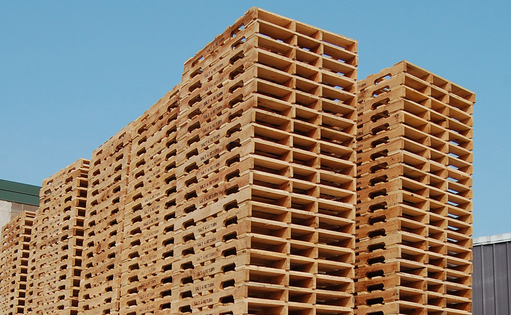 Manufacture custom pallets for your specific product needs with Savanna Pallets in McGregor, MN